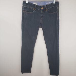 Gap 1969 Always Skinny Jeans Size 26/2a